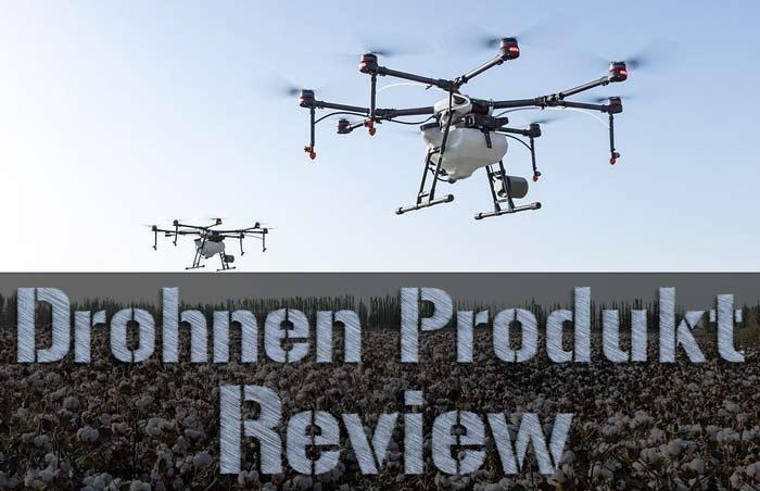 Drohnen-Produkt-Review